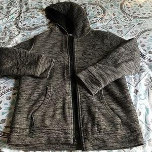 New old navy sherpa hoodie